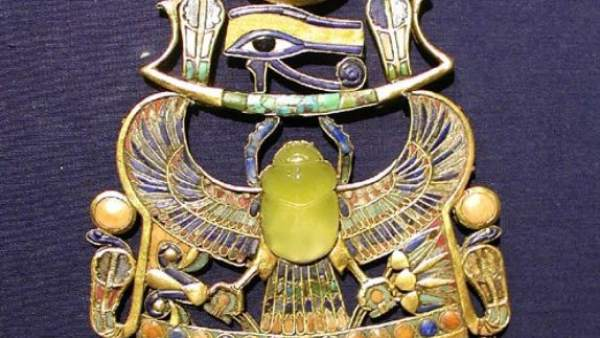 Joya de Tutankhamon