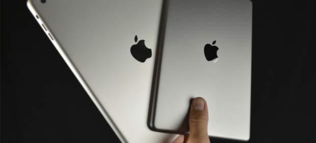 Nuevas imágenes del iPad 5 en gris espacial y con Touch ID