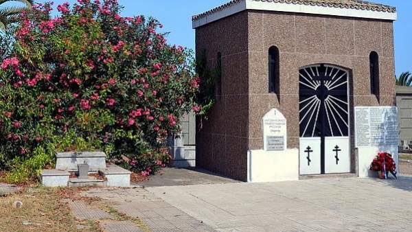 Capilla ortodoxa en Casablanca