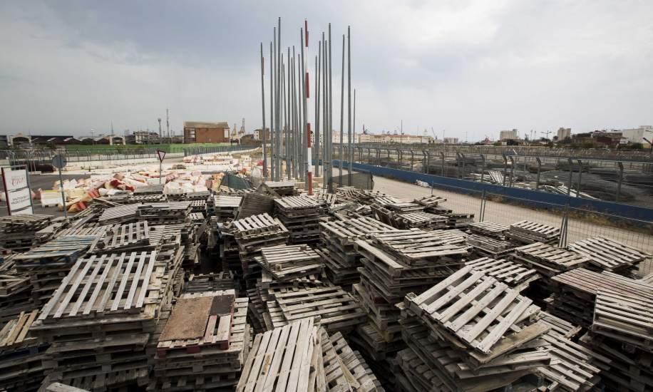 Circuito Valencia F1 : Fotos ruina en el circuito de f valencia imágenes