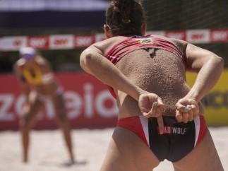 Circuito Mundial de Voley Playa en Sao Paulo