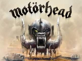 Portada del disco 'Aftershock' de Motörhead