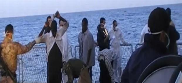 Muertes en el Mediterráneo