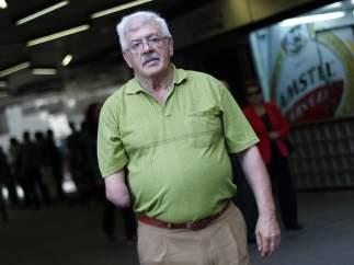 José Alcaraz, víctima de la talidomida