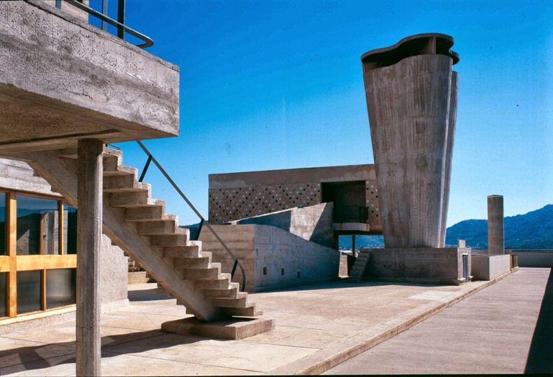 Foto 39 marseille unit d 39 habitation 39 le corbusier en - Arquitecto le corbusier ...