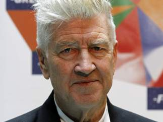 El cineasta David Lynch, en la clausura del festival Rizoma.