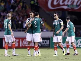 México - Costa Rica