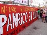Protesta en Panrico