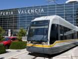 Tranvía de la L-4 de Valencia