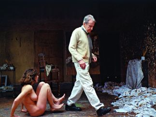 'Falling over', 2005