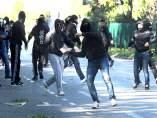 Protestas anti gay en Montenegro