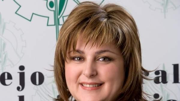 Ana Lima, presidenta del Consejo General del Trabajo Social.