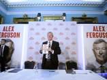 Sir Alex Ferguson presenta su autobiografía