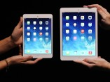 iPad Air (d) y el iPad Mini (i)