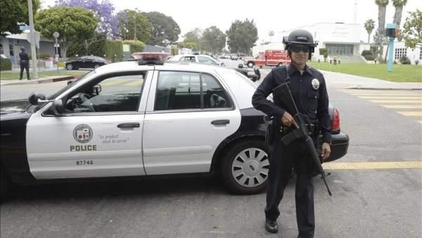 Policía de EEUU