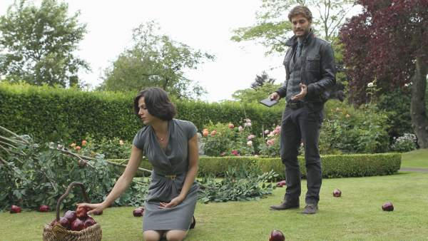 Jamie Dornan en la serie 'Érase una vez'