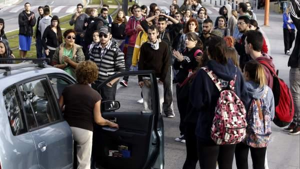 Campus de la Universidad de Murcia