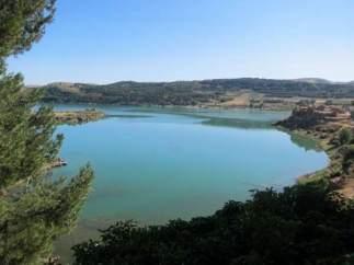 Los embalses de la Cuenca del Ebro, al 67,8% de su capacidad