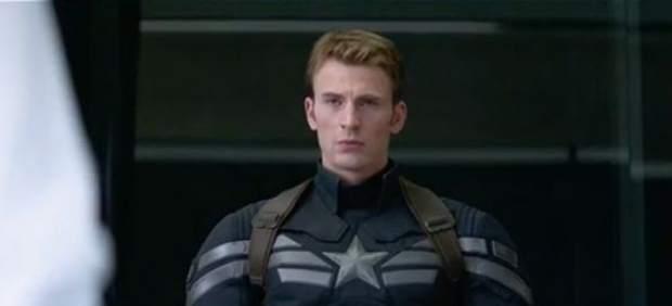 Imagen de la segunda entrega de 'Capitán América'.