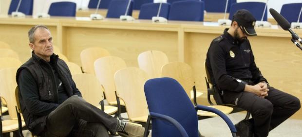 La Audiencia Nacional procesa a 'Kantauri' por ordenar el asesinato de Miguel Ángel Blanco