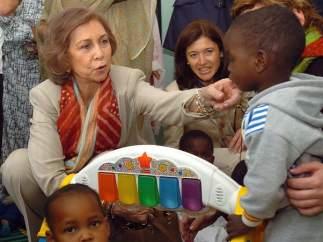 Visita humanitaria