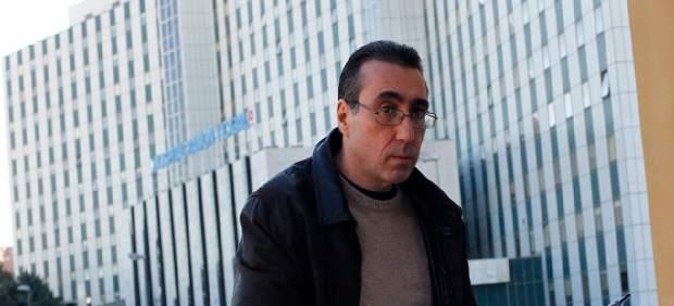 Valentín Molina, despedido tras sufrir un infarto