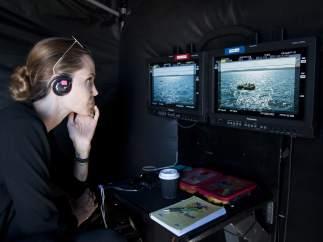 Angelina Jolie se pone tras las cámaras