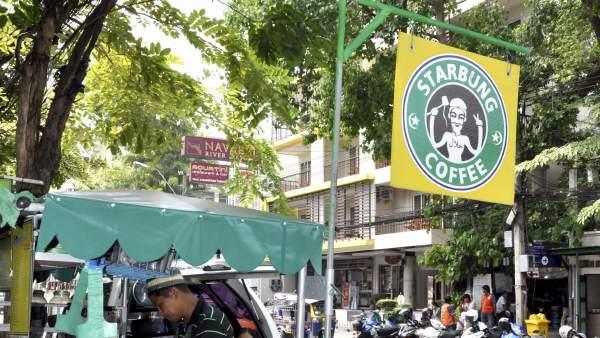 Planta cara a Starbucks