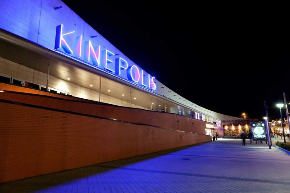 Kin polis cancela el lanzamiento de dinero previsto en un for Sala 25 kinepolis madrid