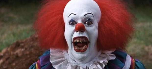El payaso Pennywise de 'It' de Stephen King