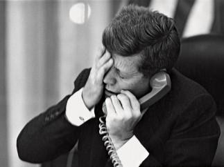 'La llamada telefónica y el asesinato de Lumumba', La Casa Blanca, 1961