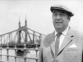 Los restos de Pablo Neruda fueron exhumados en abril de 2013.