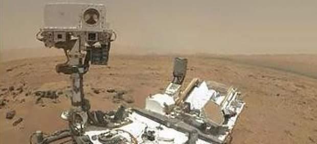 El Curiosity reinicia su sistema tras sufrir un fallo inesperado
