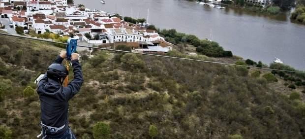 De Sanlúcar del Guadiana a Alcoutim