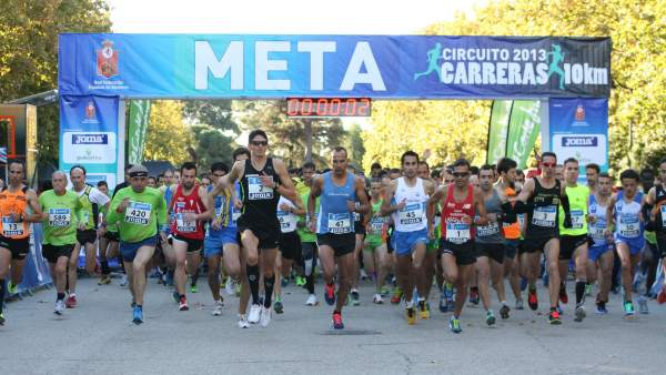 Carrera 10km Madrid 2013