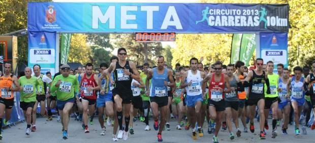 Carrera 10km Madrid 2013