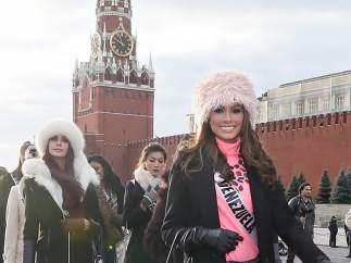 De paseo por Moscú