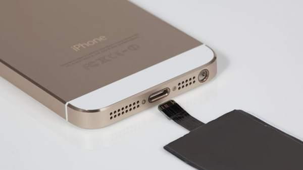 7d411e3ba2a Crean un cargador inalámbrico de iPhone 5 de sólo 0,5 milímetros
