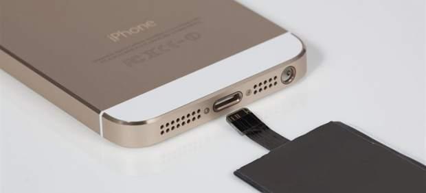 Crean un cargador inalámbrico de iPhone 5 de sólo 0,5 milímetros