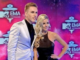Nicky Romero y Yvonne Coldeweijer
