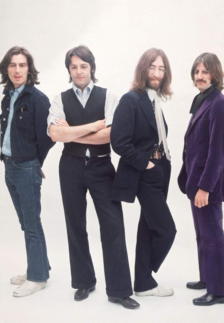 Fotos de the beatles 1969