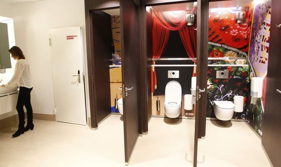 Aseo Adaptado Minusvalidos:Los nuevos baños de pago de la estación de Atocha-Renfe tendrán un