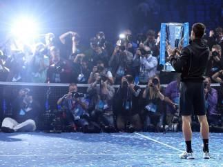 Djokovic gana el Masters tras derrotar a Nadal