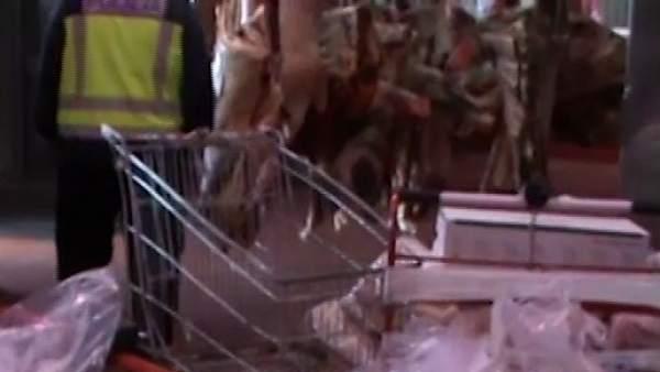 Mayoristas de la carne detenidos