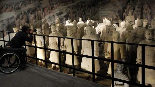 La exposición de los guerreros de Xian, en Madrid