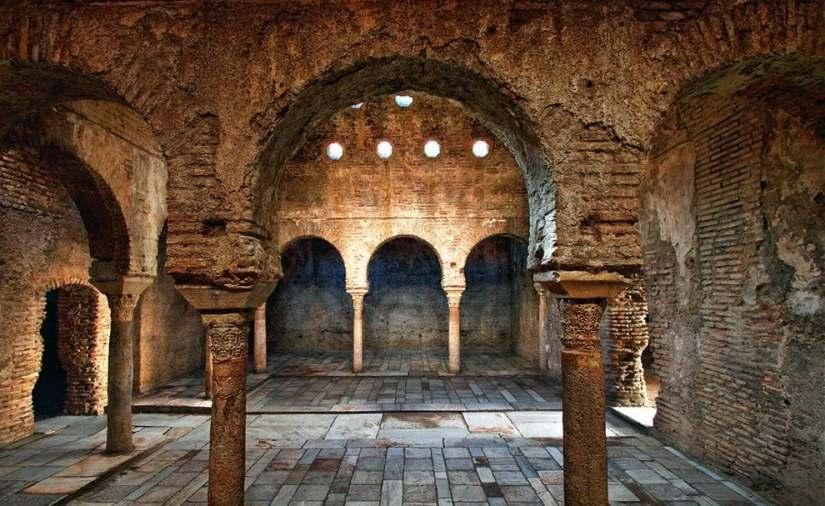 Baños Arabes Que Son:El Bañuelo, los verdaderos baños árabes de Granada – 20minutoses