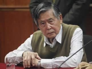 Fujimori se siente torturado,