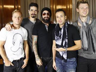 Backstreet Boys, en su visita a Madrid