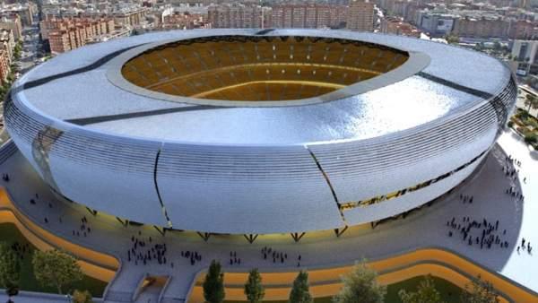 Nuevo estadio de Mestalla