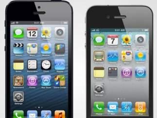 Iphone 5 e iPhone 4S